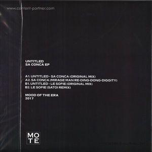 Untitled - Sa Conca EP