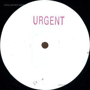 Urgent - Urgent 002 (Urgent Records)