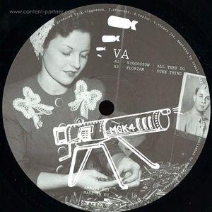VA - VA (Ammo84 Recordings)
