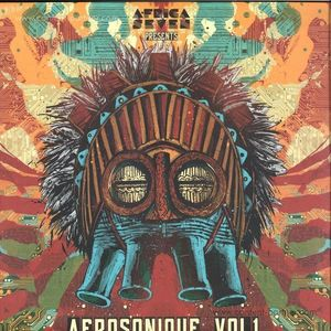 Various Artists - Afrosonique Vol. 1 (LP) (Africa Seven)