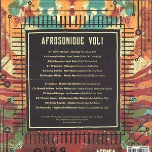 Various Artists - Afrosonique Vol. 1 (LP)