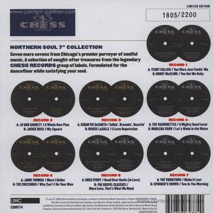 "Various Artists - Chess Northern Soul Vol. 2 (Ltd. Ed. 7"""