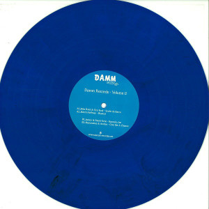 Various Artists - Damm Records Volume 2 (damm records)