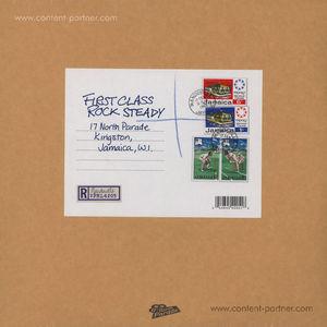 Various Artists - First Class Rocksteady (2LP-Set) (17 NORTH PARADE)
