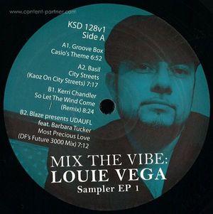 Various Artists - Louie Vega Mix The Vibe (King Street Sounds)