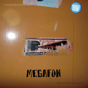 Various Artists - Megafon LP (Diskodans Recordings (Lamour Records))