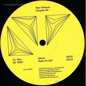 Various Artists - Neo Violence Sampler 03 (Neo Violence)