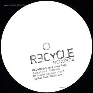 Various Artists - Selected Dubs Part 1 (Vinyl Only) (recycle)