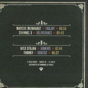Various Artists - Tage ausserhalb der Zeit (repressed)
