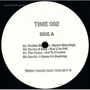 Various Artists - Time002 (These Things Take Time)