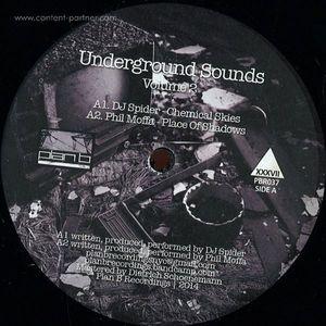 Various Artists - Underground Sounds Vol. 2 (plan b)