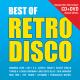 Various Best Of Retro Disco CD+DVD