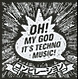 Various Oh! My God It's Techno Music!