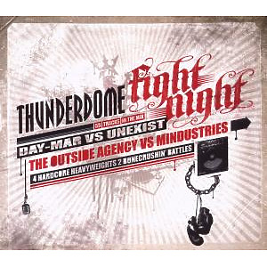 Various - Thunderdome (Fight Night) (DANCE TUNES)