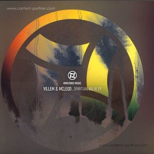 Villem & Mcleod - Spiritual Value EP (horizons music)