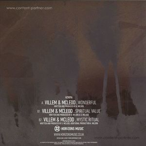 Villem & Mcleod - Spiritual Value EP