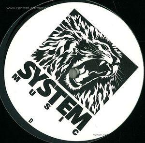 Vivek - System003 (Vinyl Only)
