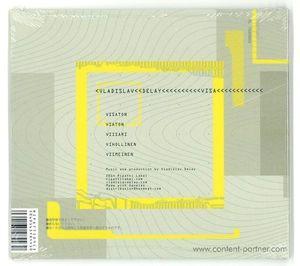 Vladislav Delay - Visa (CD)