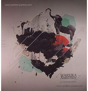 Wareika - Amber Vision (incl Matthias Kaden Remix) (bar 25)