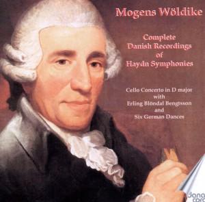 """W""""ldike,Mogens/Kammerorchester Des D""""n.R - Mogens W""""ldike Dirigiert Haydn (Danacord)"""