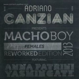 adriano canzian - macho boy (51 beats)