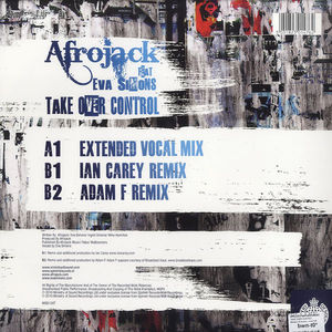 afrojack feat eva simons - take over control (broken beatz rmxs)