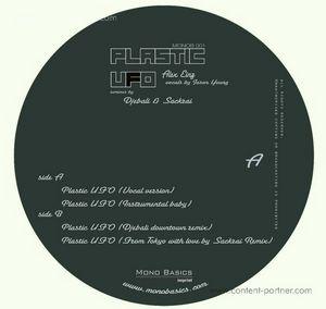 alex einz VINYL ONLY back in stock - plastic ufo (djebali & sackrai rmx) (mono basics)