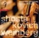 amsterdam sinfonietta/thompson,candida shostakovich: chamber symphonies/weinber