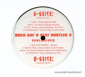 b.a.b. pres. - bootleg exklusives vol. 2 (bock auf 'n beat)