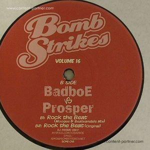 badboe vs prosper - bomb strikes vol.16 (bombstrikes)