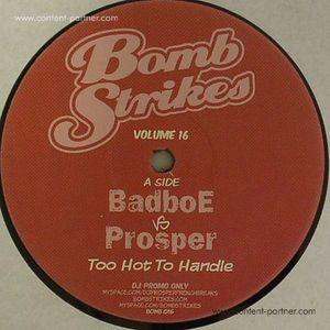 badboe vs prosper - bomb strikes vol.16