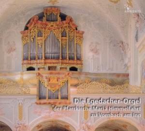 baier/funk/maureen/radulescu/sch?fer/zer - die egedacher-orgel in vornbach am inn (ambiente musikproduktion)