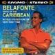 belafonte,harry sings of the caribbean in true ster
