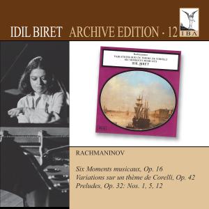 biret,idil - archive edition 12 (naxos)