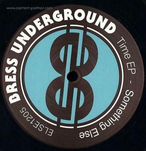 bress underground - time ep (something else)