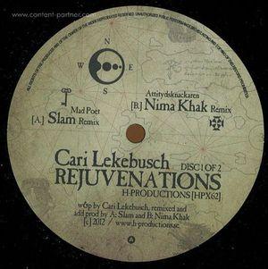 cari lekebush - rejuvenations pt.1 (slam rmx) (h productions)