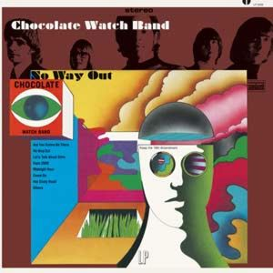 chocolate watchband,the - no way out (sundazed)
