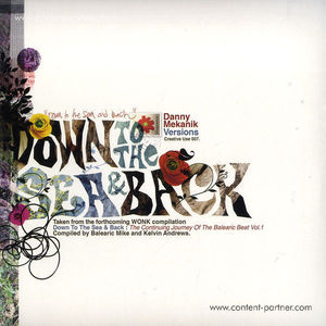 creative use - down to the sea & back sampler (creative use)