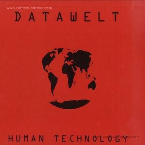 datawelt - human technology, vinyl only (superdisko recordings)