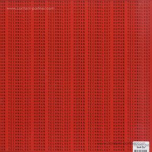 datawelt - human technology, vinyl only