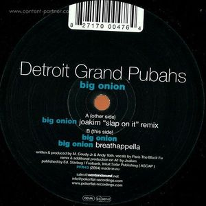 detroit grand pubahs - big onion (joakim remix) (poker flat)