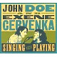 doe,john & cervenka,exene singing and playing