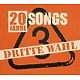 dritte wahl 20 jahre-20 songs
