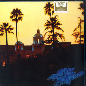 eagles - hotel california (warner)