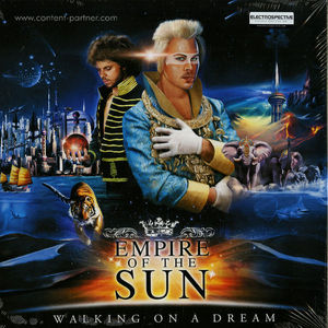 empire of the sun - walking on a dream (virgin)