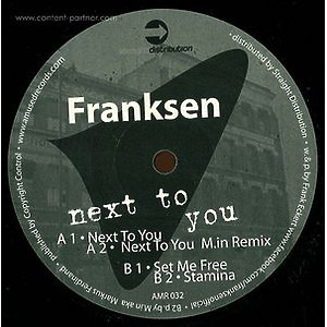 franksen - next to you (m.in remix) (amused)