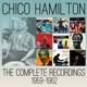 hamilton,chico the complete recordings 1959-1962