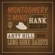 hill,arty & the long gone daddys montgomery on my mind-the hank e.p.