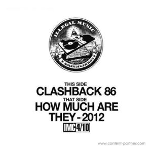 imc (VINYL ONLY) - 4/10 (clashback 86 / how much are they)