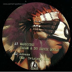 jakam, do shock booze, omb, oscar l - warriors (totem traxx)
